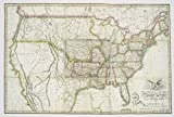 Historic 1824 Map | United States of America : corrected & improved from the best authorities | United States -- MapsMaps of North America. |