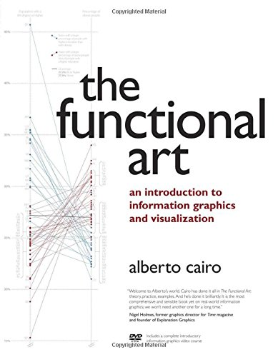 The Functional Art: An introduction to information graphics and visualization (Voices That Matter) (Graphic Design That Works)