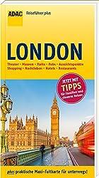 ADAC Reiseführer plus London: mit Maxi-Faltkarte zum Herausnehmen