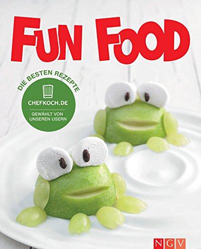 Chefkoch.de Fun Food: 80 Lieblingsrezepte von den Usern gewählt (German Edition) -