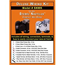 Deluxe Wiring Kit for Stebel Nautilus Compact Air Horns