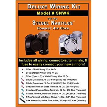 Stebel Nautilus Air Horn Wiring Diagram Wiring Diagrams One