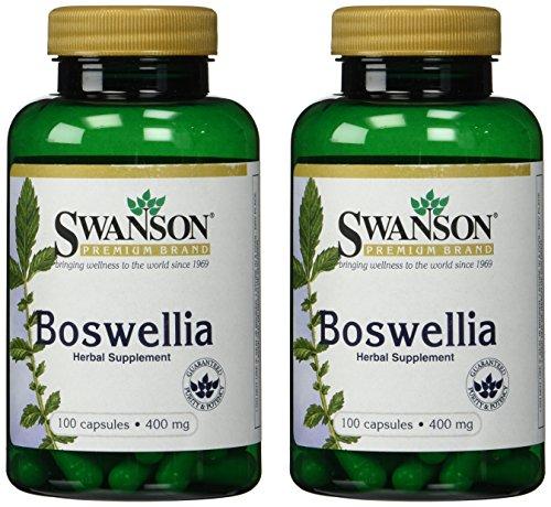 Swanson Premium Boswellia 400 Capsules