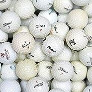 60 AAA+ Titleist DT Solo Used Golf Balls