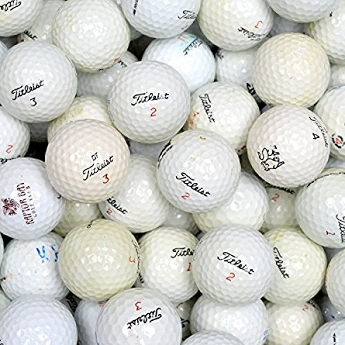Solo Dt Recycled Golf Balls - 60 AAA+ Titleist DT Solo Used Golf Balls