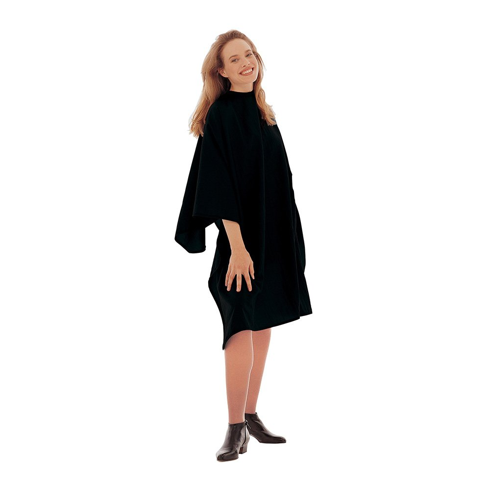 Cricket Haircutting Capes, Unicloth, Black by Cricket