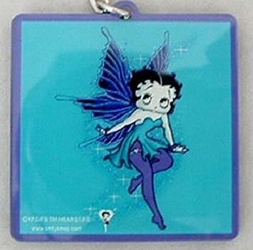 Amazon.com: Betty Boop alas de hadas clave Cadena: Office ...