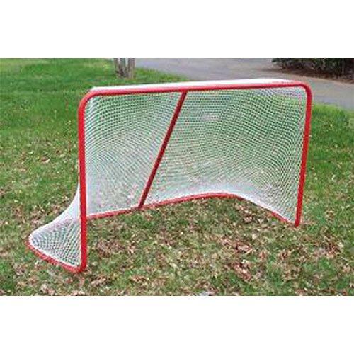 Practice Partner 72 Inch Silverline Deluxe Hockey Goal by Practice Partner