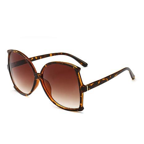Yangjing-hl Gafas de Sol de Mujer Gafas de Sol de Caja ...