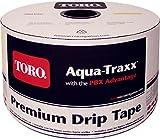 Toro 5/8'', 6 mil, 4'', 1.34 GPM/100', 10, 000', Aqua-Traxx EA50604134, Plastic