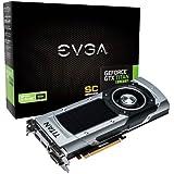 EVGA GeForce GTX TITAN BLACK Superclocked w/G-Sync Support 6GB GDDR5 384bit Dual-Link DVI-I DVI-D HDMI DP SLI (06G-P4-3791-KR) Graphics Cards 06G-P4-3791-KR