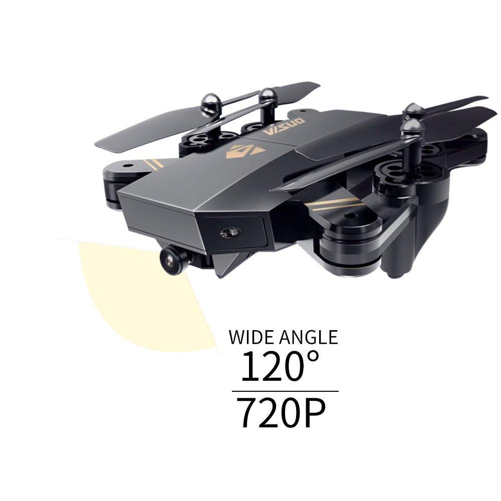 Rabing RC Drone Foldable Flight