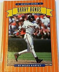 Barry Bonds: Baseball's Complete Player (Sports Stars (Children's Press Cloth))