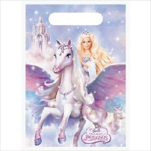 Barbie Magic of Pegasus Treat Bags - 8 Count