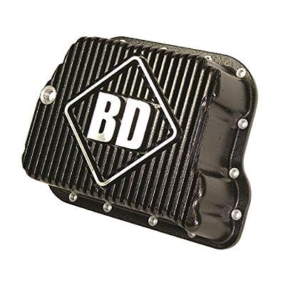 BD Diesel 1061501 Deep Sump Transmission Pan Holds 2 Quarts Incl. Pan w/Temp. Sending Unit Port/Pan Gasket/Magnetic Drain Plug//Hardware Deep Sump Transmission Pan: Automotive