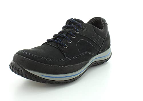 Rockport Men's Walk360 Walking Mudguard Oxford Black/Blue ...
