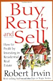 Buy, Rent and Sell, Robert Irwin, 0071373373