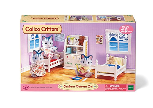 Amazon.com: Calico Critters Children\'s Bedroom Set: Toys & Games