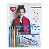 Susan Bates Learning K17370.001 Crochet Teacher Kit