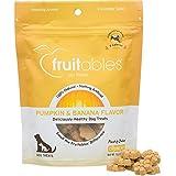 Fruitables Baked Dog Treats Pumpkin & Banana Flavor 7 Oz