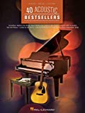 40 Acoustic Bestsellers (Piano/Vocal/Guitar Songbook)