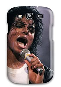 New Arrival Galaxy S3 Case Michael Jackson King Pop Dance People Men Case Cover