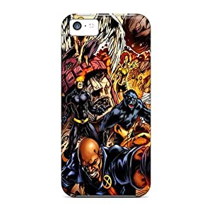 Waterdrop Snap-on X Men Case For Iphone 5c