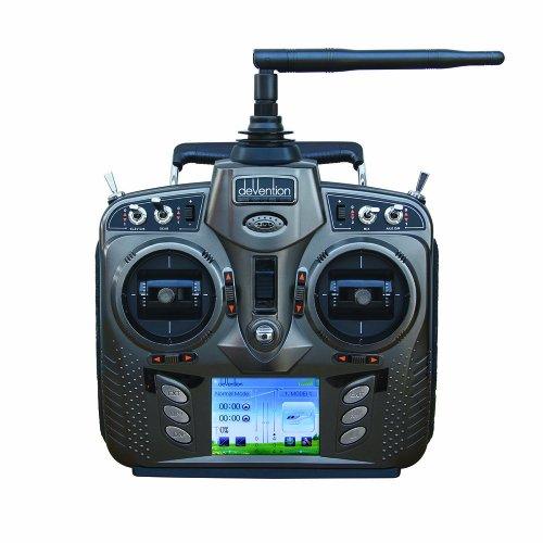 Walkera Devo8S Transmitter w/ RX802