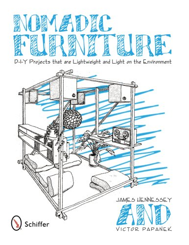 Nomadic Furniture: D-I-Y Projects that are Lightweight & Light on the Environment (Recycled Furniture)