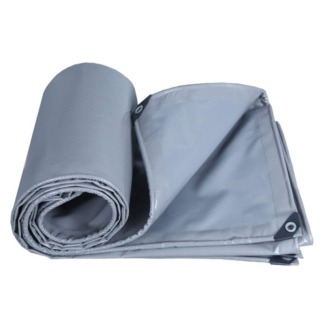 lo stile classico Gxmyb Tarp 100% Impermeabile e UV UV UV protetto Resistente Telo Multifunzione Telo per Auto Tenda Tetto Pioggia Copertura Tenda da Campeggio Tenda, Spessore 0.45mm (Dimensioni   4x5m)  grandi prezzi scontati
