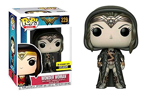 Wonder Woman Movie Cloak Sepia Pop! Vinyl Figure #229 - Ente