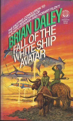 book cover of Fall of the White Ship Avatar