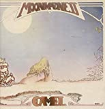 Moonmadness - 1st - Textured Sleeve - EX