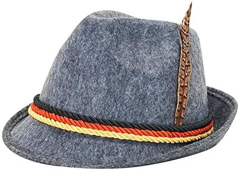 Beistle Company - German Alpine Hat Adult