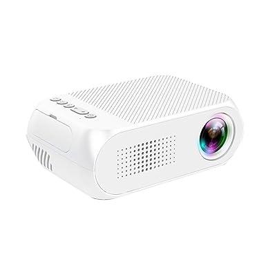 NIUQY Moda portátil personalizada YG320 HD 1080P Cine en casa USB ...