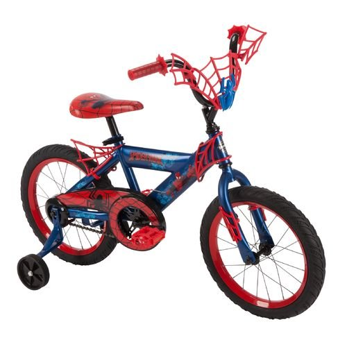 """Huffy Boys' Spider-Man 16"""" Bicycle"""