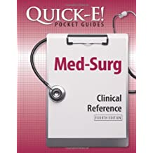 Med-Surg: Clinical Reference