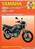 H4797 Yamaha YBR125 XT125R/X Haynes Motorcycle Service Manual