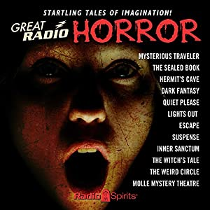 Great Radio Horror Radio/TV Program