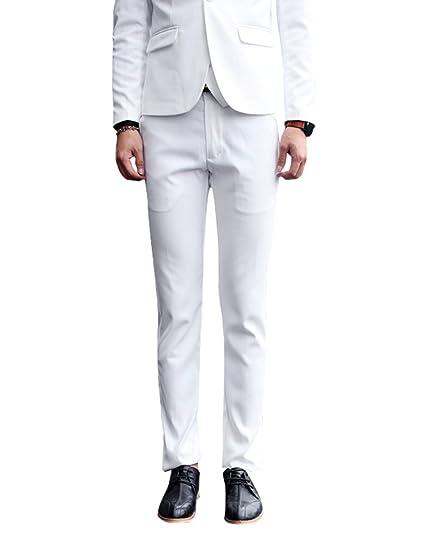 de hombre traje Pantalones Pantalones de FKJcT13l