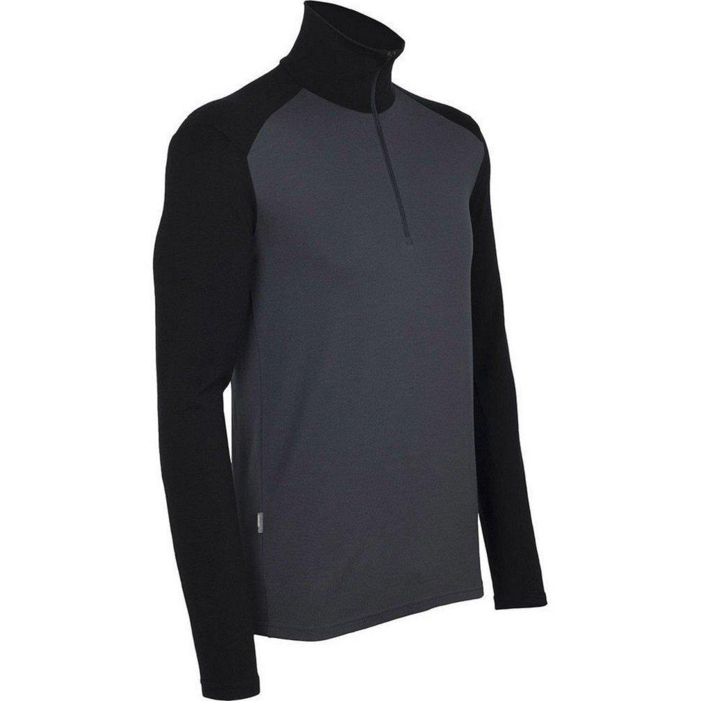 Icebreaker Herren Funktionsshirt Tech Top Long Sleeve Half Zip