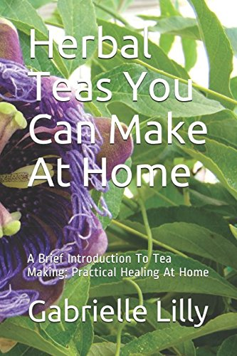 Make At Home: A Brief Introduction To Tea Making; Practical Healing At Home (Practical Healing At Home Series) ()