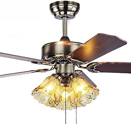 Los ventiladores de techo Kiba LED ventilador luz de la lámpara se ...