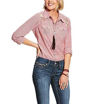 ARIAT Women's R.E.A.L.¿ Authentic Snap Shirt