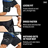 Under Armour Men's Tech Graphic Shorts , Black
