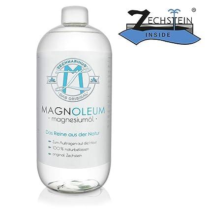 Zechstein Magnoleum Aceite de magnesio, 200 ml, envase con pulverizador, dermatológica
