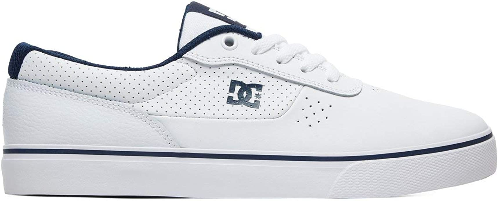 DC Shoes Switch Sneakers Herren Weiß/Blau