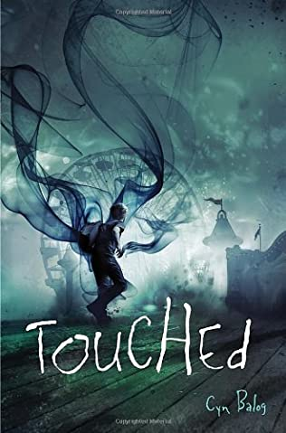 book cover of Touched