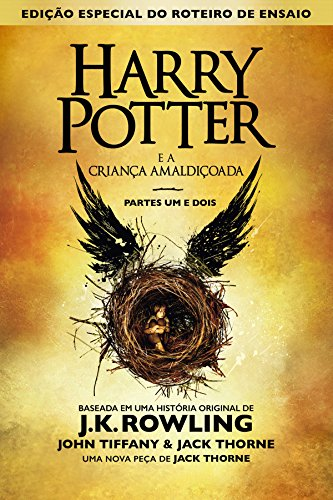Harry Potter e a Criança Amaldiçoada, Partes Um e Dois (Edição Especial do Roteiro de Ensaio)