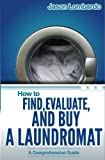 How to Find, Evaluate, and Buy A Laundromat, Jason Lombardo, 0982162677